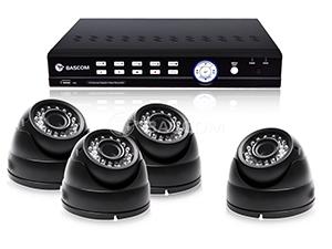 PRO 4 Dome Nachtsicht Kamerasystem