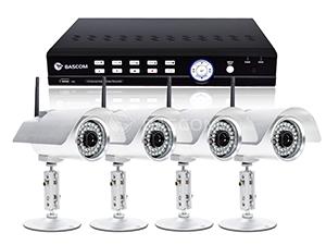 PRO 4 Funk Nachtsicht Kamerasystem