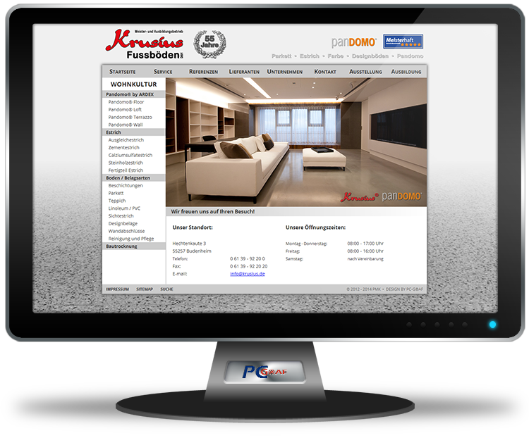 Krusius Fussböden GmbH
