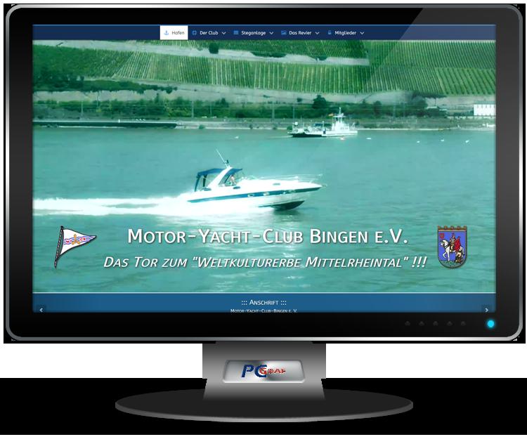 Motor-Yacht-Club Bingen e.V.