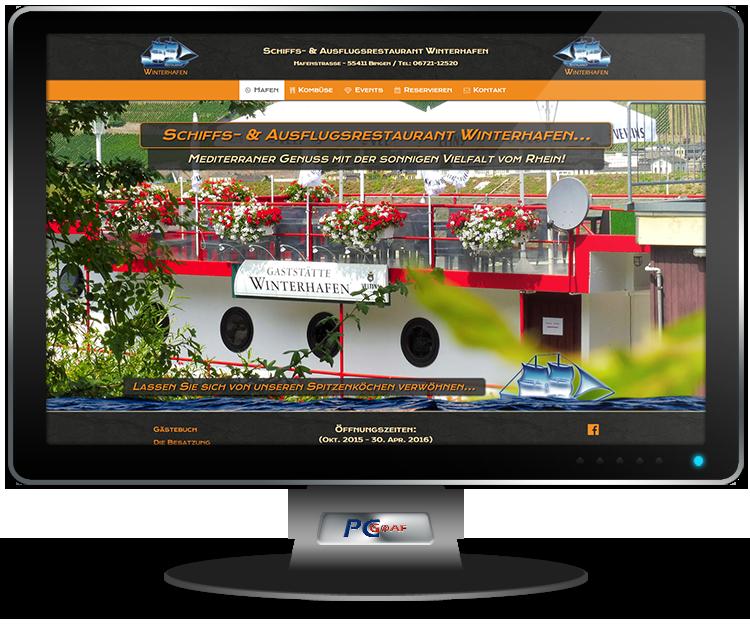 Schiffs & Ausflugsrestaurant Winterhafen